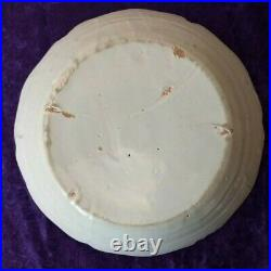 C. 1795 French Revolutionary faience plate La Nation in support of the Monarchy