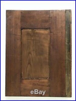 Exceptional French Door Faience Plaque style Maison Pichenot Paris Griffins 1