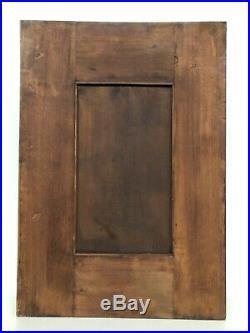 Exceptional French Door Faience Plaque style Maison Pichenot Paris Griffins 2